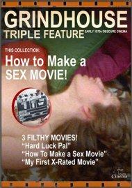 How to Make a Sex Movie