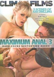 Maximum Anal 3 Porn Video
