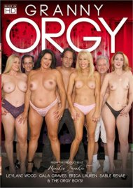 Granny Orgy Movie