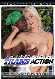 Interracial Trans Action Porn Video