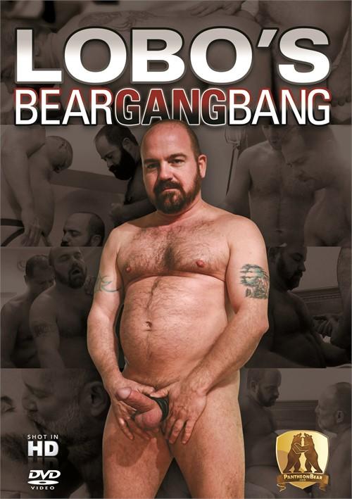 Lobo's Bear Gangbang Boxcover
