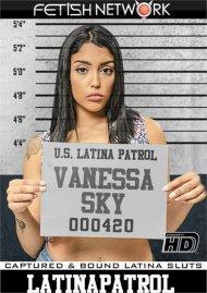 Latina Patrol: Vanessa Sky Porn Video