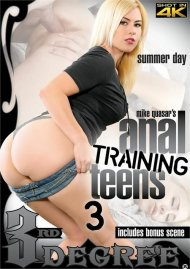 Anal Training Teens 3