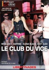 Vice Club, The Porn Video