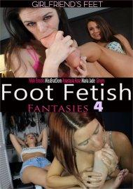 Foot Fetish Fantasies 4 Porn Video