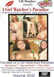 Girl Watcher's Paradise Volume 3032, A Porn Video