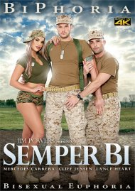 Semper Bi porn DVD from BiPhoria.