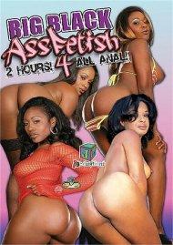 Big Black Ass Fetish #4 porn video from JM Productions.