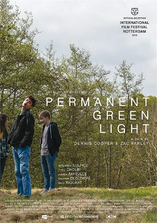 Permanent Green Light image