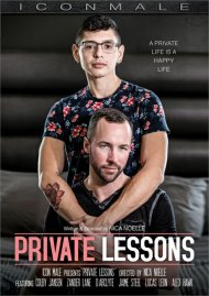 Private Lessons gay porn VOD from Icon Male