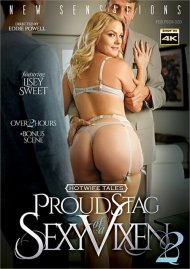 Proud Stag Of A Sexy Vixen 2 porn DVD from New Sensations.