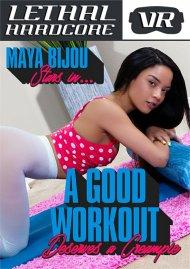 A Good Workout Deserves a Creampie image