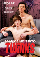 Alan Caine is Into Twinks Boxcover