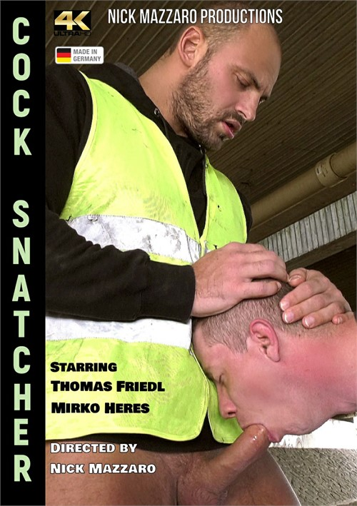 Cock Snatcher Boxcover