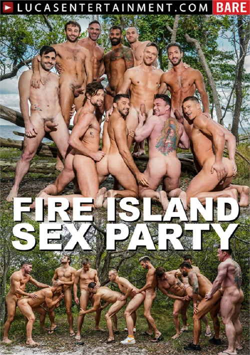 Fire Island Sex Party Cover Front