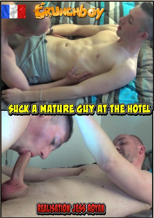 Suck a Mature Guy at the Hotel Boxcover