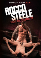 Rocco Steele: Daddy Hole Destroyer Boxcover