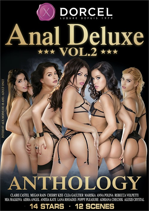 Anal Deluxe Vol. 2