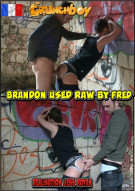 Brandon Used Raw by Fred Boxcover