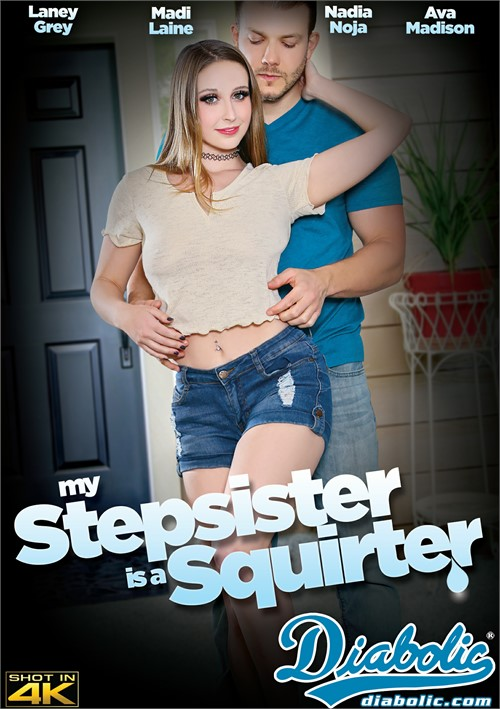 My Stepsister Is A Squirter