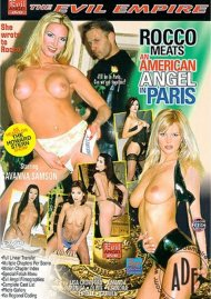 Rocco Meats an American Angel in Paris