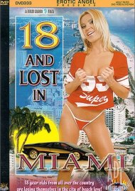 18 and Lost in Miami Porn Video