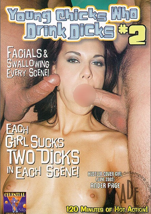 Young Chicks Who Drink Dicks #2
