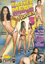 Blacker the Meat the Sweeter the Honies #3, The Porn Video