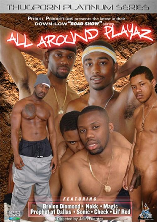 All Around Playaz Boxcover