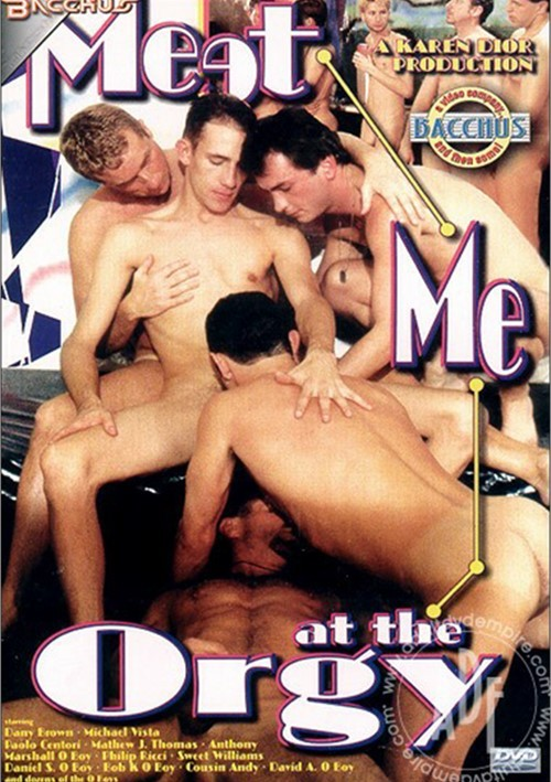Meat Me at the Orgy Boxcover