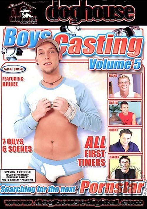 Boys Casting Vol. 5