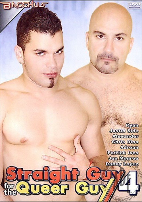 Straight Guy for the Queer Guy #4 Boxcover