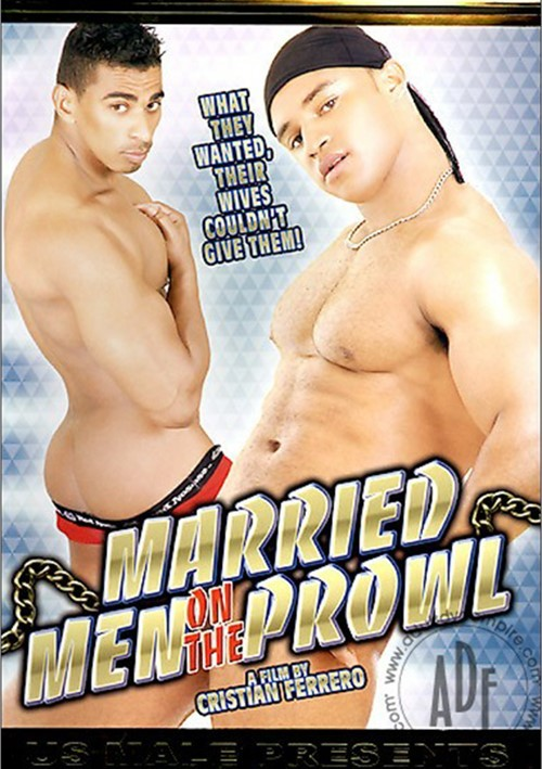 Married Men on the Prowl Boxcover