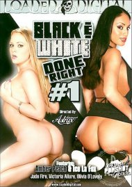 Black & White Done Right #1 Porn Video