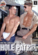 Hole Patrol DVD and Nightstick Combo Boxcover