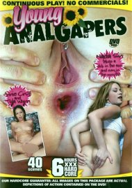 Young Anal Gapers Porn Video