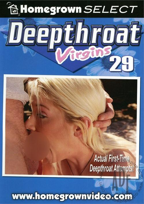 Deepthroat virgins 18 dvd