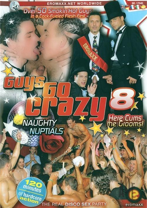 Guys Go Crazy 8 Boxcover
