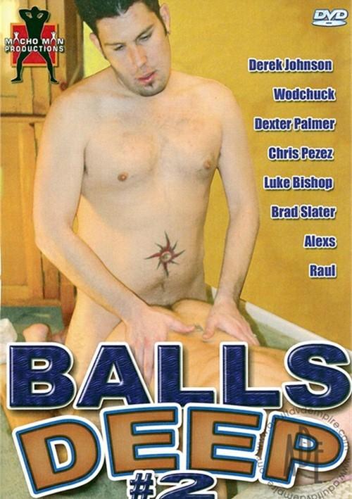 Balls Deep #2 Boxcover