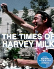 Times Of Harvey Milk, The: The Criterion Collection Gay Cinema Movie