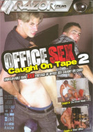 Office Sex Caught On Tape 2 Boxcover