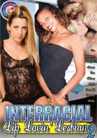 Interracial Lip Lovin' Lesbians 2 Porn Video
