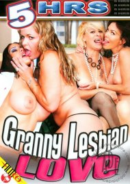 Granny Lesbian Love Porn Video