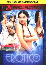Erotico 2 (DVD + Blu-ray Combo)
