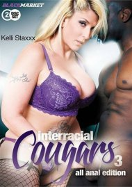 Interracial Cougars 3: All Anal Edition
