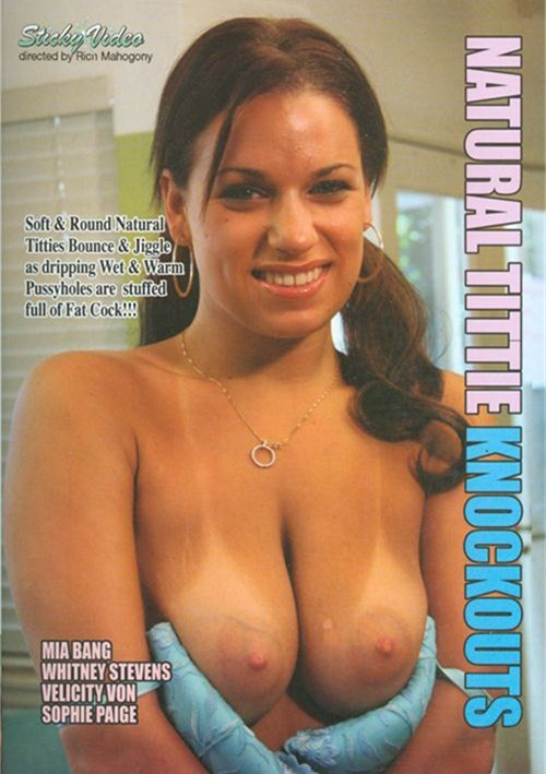 Natural Tittie Knockouts