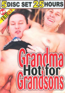 Grandma Hot For Grandsons 5-Disc Set Porn Movie