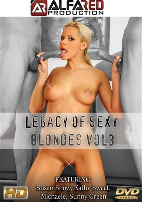 Legacy Of Sexy Blondes Vol. 3