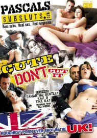 Cute Don't Cut It Porn Video