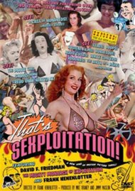 That's Sexploitation porn DVD from CAV.